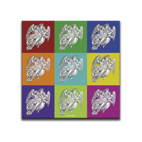 Angels Canvas Wall Art by Indian Taker